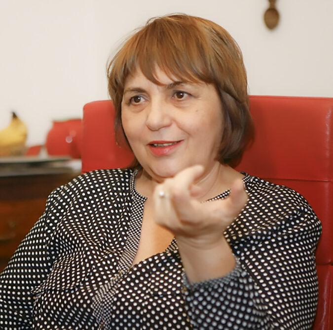 Gabriela Adameșteanu © privat